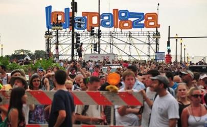 Lollapalooza Brasil é interrompido pelas condições climáticas