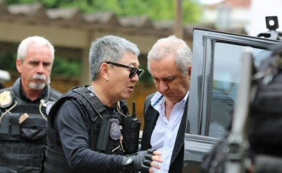 Condenado e de tornozeleira, 'Japonês da Federal' volta ao trabalho