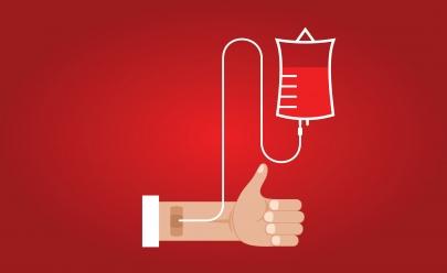 Aplicativo funciona como um 'Tinder de doação de sangue'