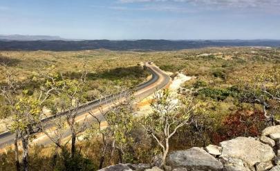 Cidade de Goiás ganha novo mirante com vista panorâmica