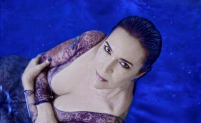 Nila Branco lança novo álbum Azul Anil em Goiânia com show gratuito