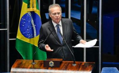 Renan Calheiros diz que processo não foi democrático e desiste de candidatura ao Senado