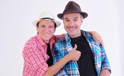 Nilton Pinto e Tom Carvalho apresentam show beneficente em Goiânia