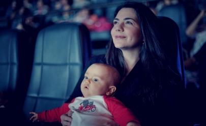 CineMaterna: Sessão de cinema especial para mães e bebês exibe 'Minha Mãe é uma Peça 2' em Goiânia