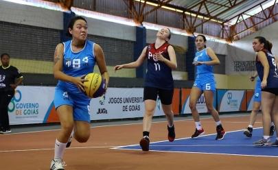 Jogos Universitários de Goiás 2019 estão oficialmente abertos