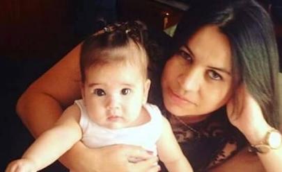 Repórter da Record Goiás quebra o silêncio um mês após a morte da filha em carta comovente