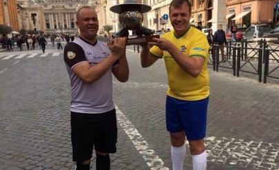 Seleção Brasileira de Padres convoca dois goianos para disputarem a Copa do Mundo