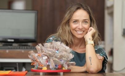 Chef Carole Crema ensina receitas juninas no Mercadinho do Brasília Shopping