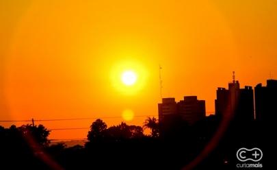 Sem previsão de chuva, Goiânia se aproxima dos 40ºC e registra calor histórico
