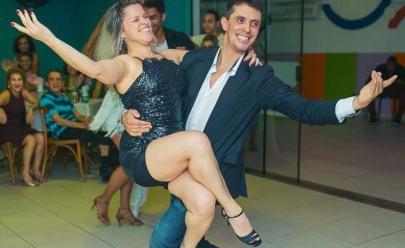 Curso de samba de gafieira em Goiânia neste fim de semana