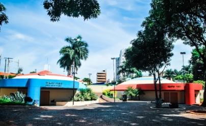 Reservatório de água, sala de tortura, fantasmas... A história do Martim Cererê em Goiânia