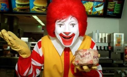 Após aparições de palhaços assustadores, McDonald's decide esconder Ronald McDonald