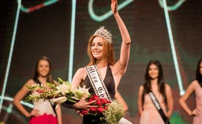 Representante de Anápolis é eleita Miss Goiás 2016