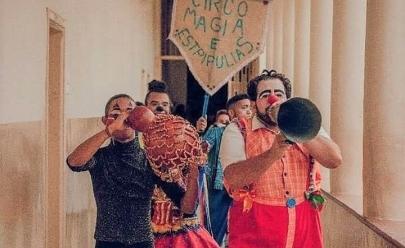 Goiânia recebe espetáculo sobre o mundo do circo neste sábado