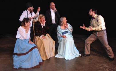 História do compositor Villa-Lobos vira peça de teatro em Brasília