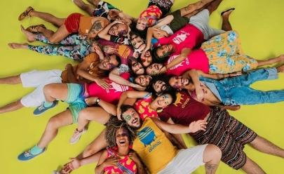 Bloco Divinas Tetas comanda a ressaca do carnaval em Brasília