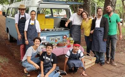 Brasília ganha food truck criado (e operado) por chef autista