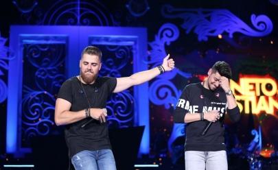 Dupla Zé Neto e Cristiano faz show em Uberlândia