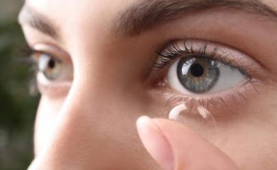 Cientistas desenvolvem lente de contato que dá zoom ao piscar