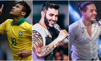 Jogo beneficente reúne Neymar e outras estrelas em Goiânia