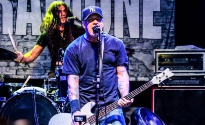 Ex-baixista dos Ramones faz show em Brasília