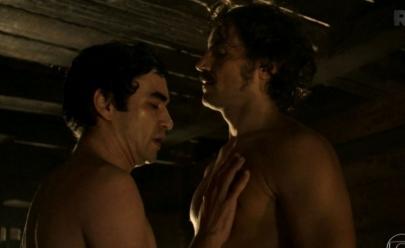 Globo exibe 1ª cena de sexo gay da TV brasileira na novela 'Liberdade, Liberdade'; veja o vídeo