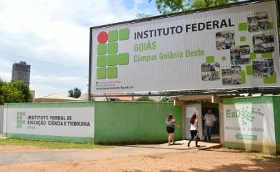 IFG abre concurso para contratação de 21 professores com salário de até R$ 9,5 mil, em Goiás