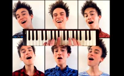 'Einstein da música', 'homem-banda' e 'futuro do jazz': Conheça o incrível talento do garoto Jacob