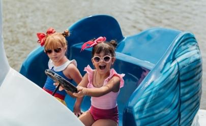 Arca Parque tem programação para crianças com Moana, Patati e Patatá e muito mais