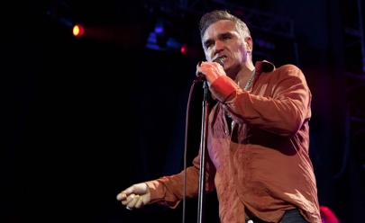 Morrissey, ex-The Smiths, confirma turnê no Brasil