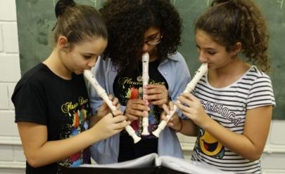 Escola de Música de Uberlândia abre inscrições para cursos gratuitos