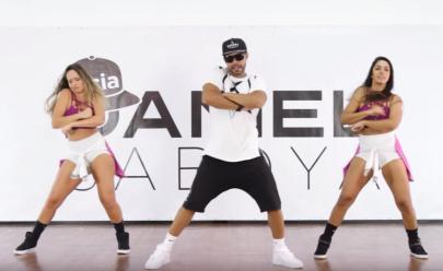 Fenômeno no YouTube, coreógrafo Daniel Saboya dá aulão de dança em Goiânia