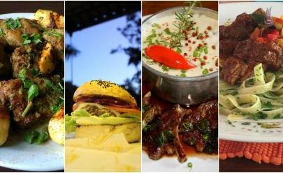 11 restaurantes para aproveitar Piri além das cachoeiras
