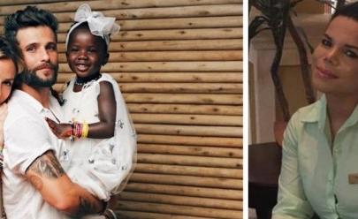 Socialite chama filha de Giovanna Ewbank e Bruno Gagliasso de macaca em vídeo; caso vai para justiça