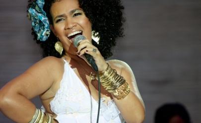 Mariene de Castro faz show gratuito em Praça de Brasília