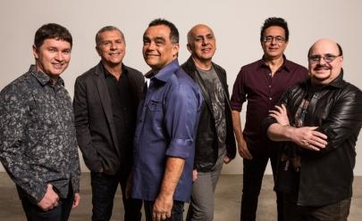 Roupa Nova faz show em Uberaba trazendo grandes clássicos e novos sucessos