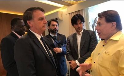 Bolsonaro vai ao SBT falar sobre a reforma da Previdência