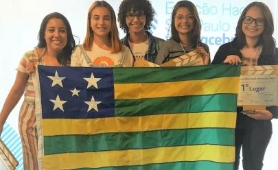 Curta-metragem feito por alunos de Colégio Estadual de Goiânia é exibido na Assembleia Geral da ONU; assista
