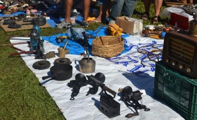 Feira do Troca de Olhos D'Água em Goiás acontece neste final de semana