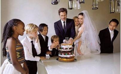 Brad Pitt não fala com Angelina e não vê filho mais velho desde o divórcio, segundo site