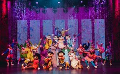 Brasilis: circo da Turma da Mônica desembarca em Brasília e proporciona viagem pelas raízes do Brasil