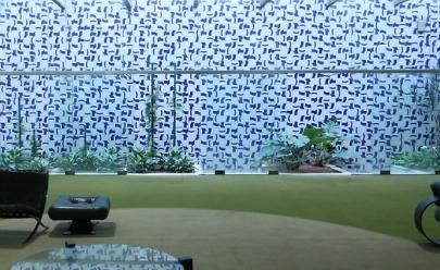 Exposição de Athos Bulcão em Brasília comemora os 100 anos do artista