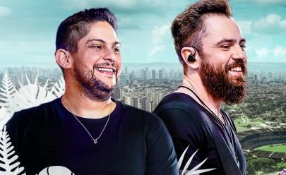 Jorge e Mateus realizam show Único em Goiânia