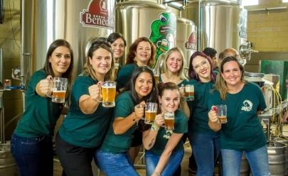 Grupo de mulheres organiza '3º Encontro Feminino Cervejeiro' em Uberlândia