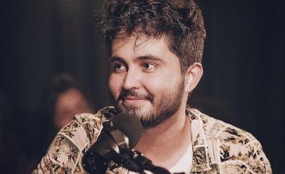 Manso faz show em Goiânia com músicas do seu novo disco 'Desculpa a Demora'