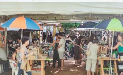 Feira autoral em Brasília incentiva a economia criativa e a produção local