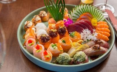 Restaurante Sanseto Japanese vira o queridinho dos amantes de comida japonesa em Goiânia