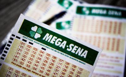 Prêmio da Mega-Sena está acumulado em R$ 46 milhões