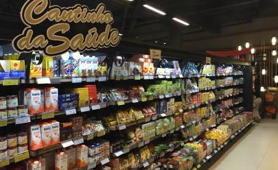 Empório Prime aposta em variada linha de produtos naturais e orgânicos com preço acessível