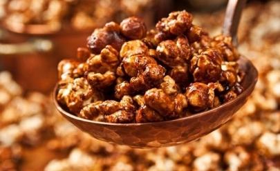 Crocantes, leves e indispensáveis, as pipocas ganharam versão gourmet em Uberaba